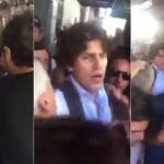 Video: Agredieron  a Lousteau en una protesta