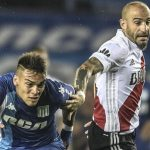 River le ganó a Racing en Avellaneda