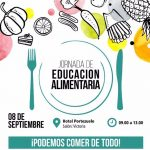 "PRIMERA JORNADA DE EDUCACION ALIMENTARIA:  ""YOU CAN DO EAT""  PODEMOS COMER DE TODO!"
